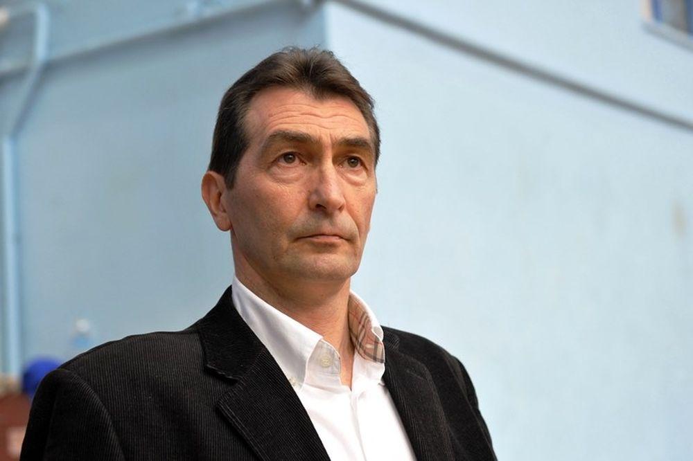 Ανδρεόπουλος: «Είμαστε εδώ για τα δύσκολα»