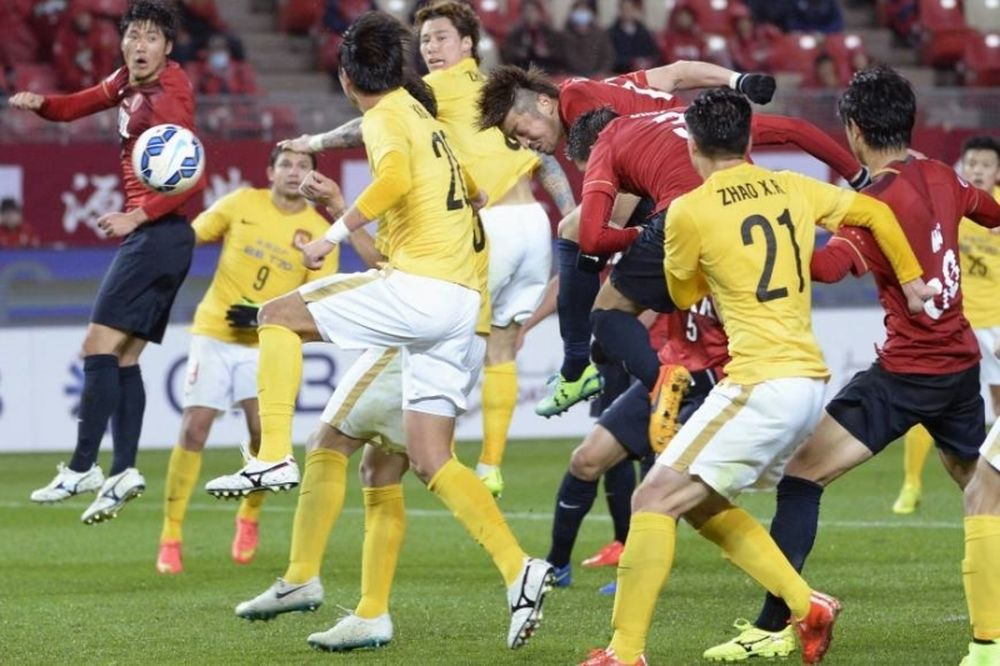 AFC Champions League: Τακασάκι στην Κουανγκτσόου (videos)