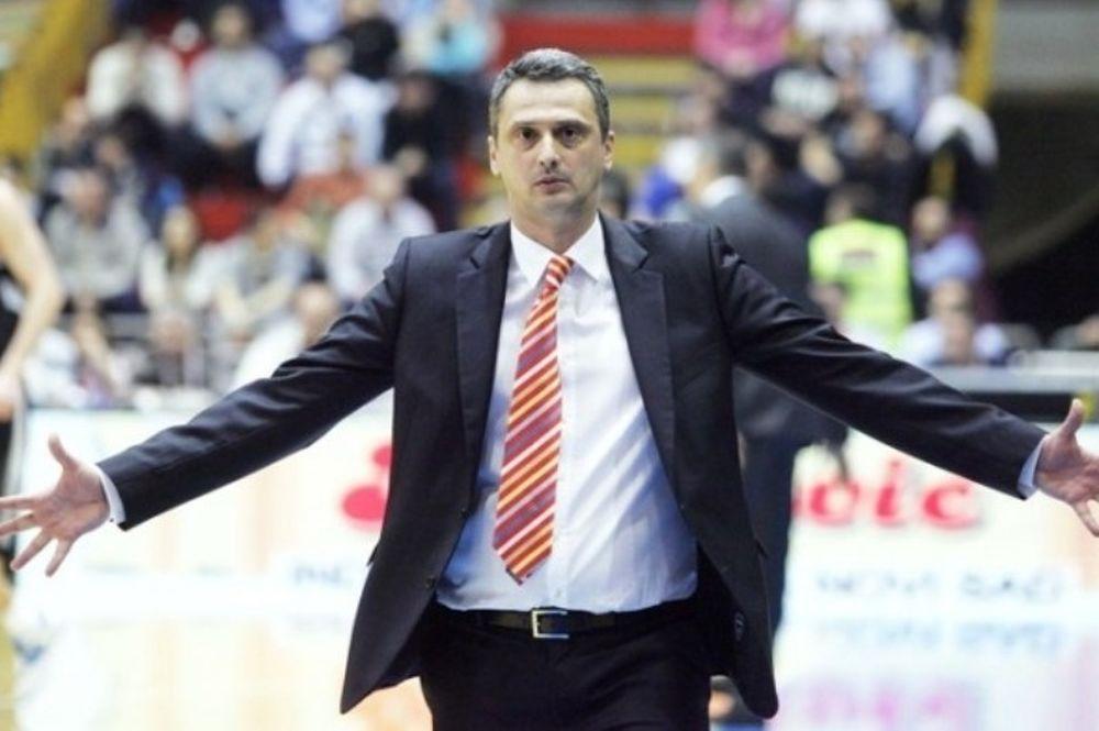 Ράντονιτς: «Να ρεφάρουμε για την πρώτη ήττα από τον Παναθηναϊκό»
