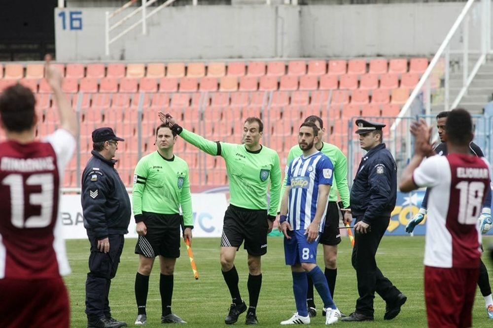 Λαμία: Στον αθλητικό εισαγγελέα, για τον αγώνα Ηρακλής-Λάρισα