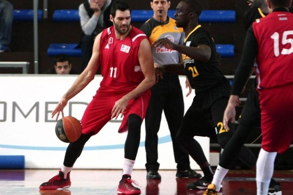 Μαυροειδής: «Θέληση και... δίψα για να παίξω ξανά μπάσκετ» (video)