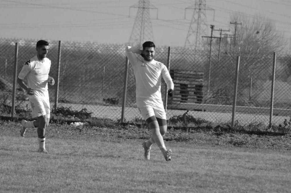 Θρήνος για 21χρονο ποδοσφαιριστή στη Λάρισα