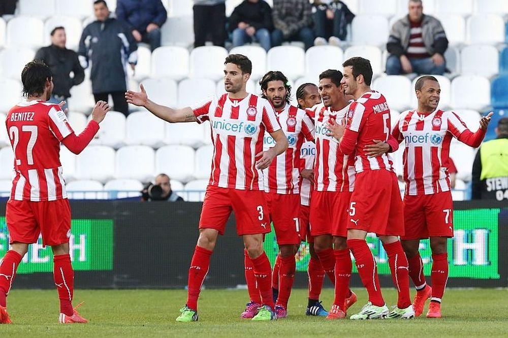 Απόλλων Σμύρνης - Ολυμπιακός 0-3 (photos)
