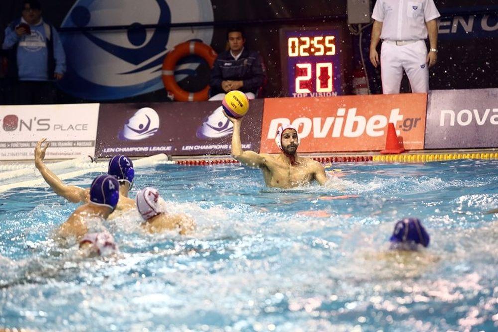 Ολυμπιακός - Προ Ρέκο 8-12 (photos)