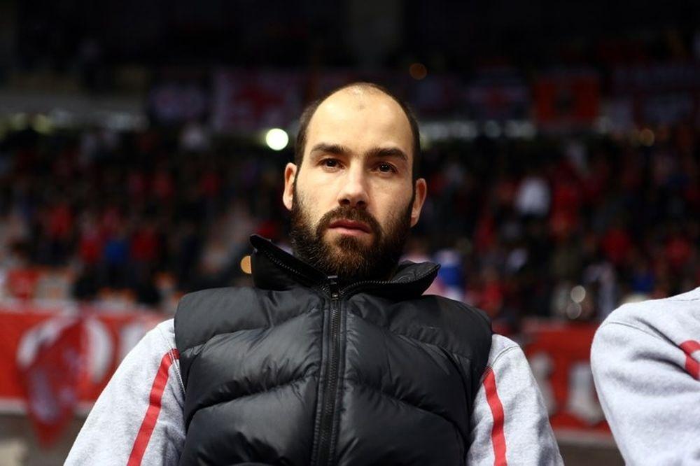 Ολυμπιακός: Χωρίς Σπανούλη με Νίζνι