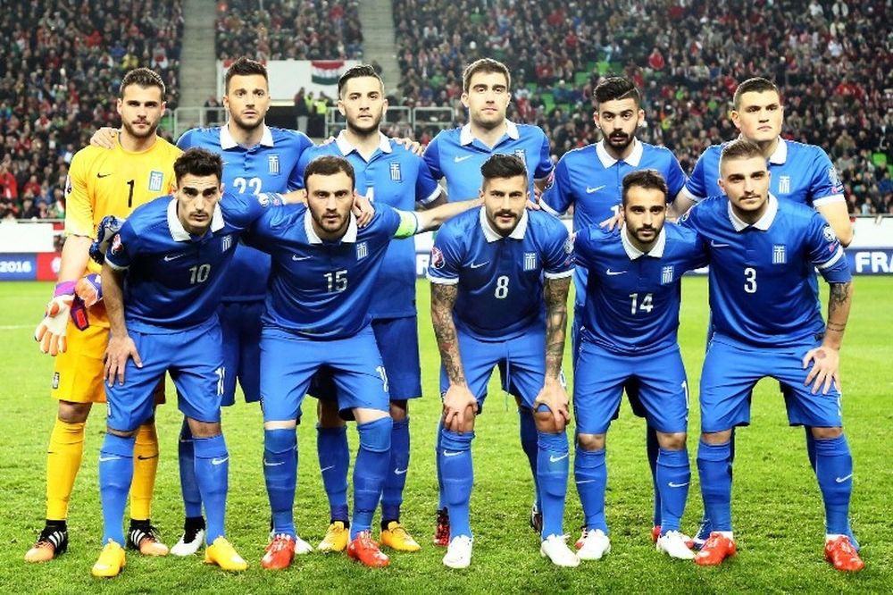 Εθνική Ελλάδας: Ανέβηκε στην 24η θέση της παγκόσμιας κατάταξης