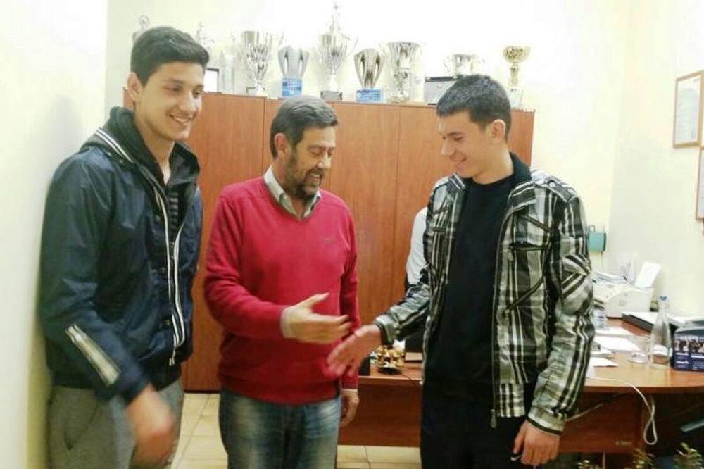 Ξάνθη: Απέκτησε δύο ταλέντα από τον ΠΑΟΚ Κουλούρας