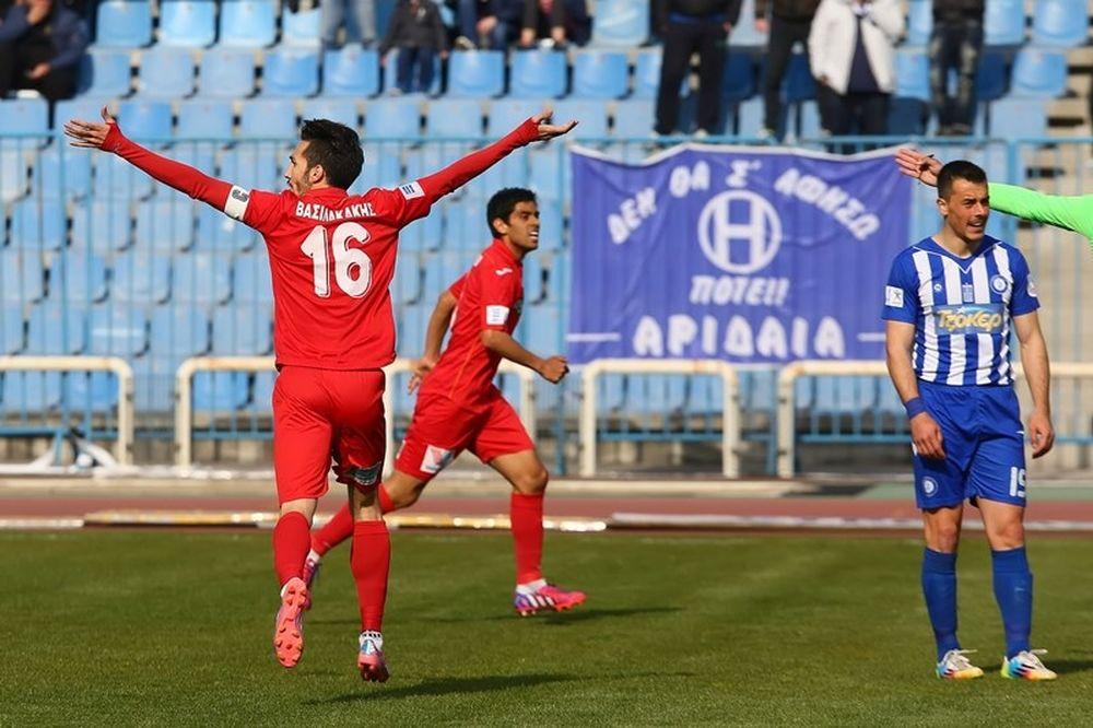 Ηρακλής-Skoda Ξάνθη 0-1