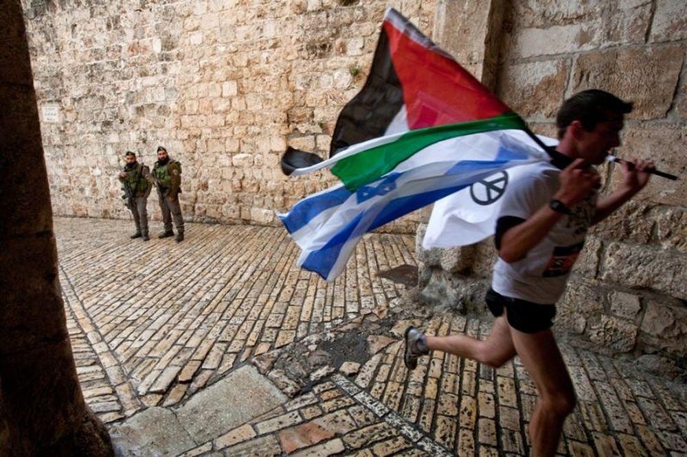 Ισραήλ: «Βιβλικός Μαραθώνιος» στη Δυτική Όχθη