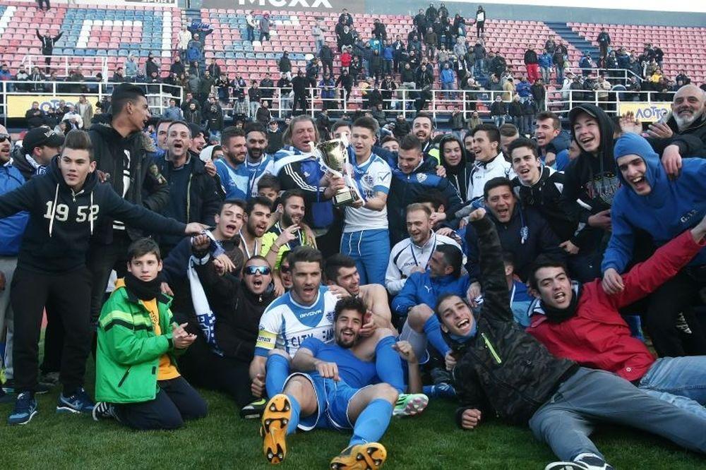 Κύπελλο ΕΠΣΑ: Το σήκωσε το Αιγάλεω! (photos)