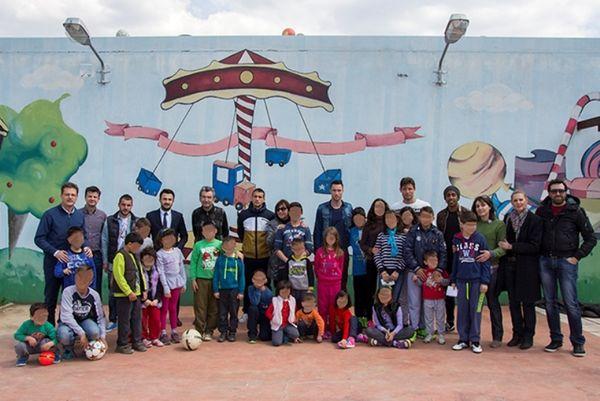 Βέροια: Επίσκεψη για τα παιδιά (photos)