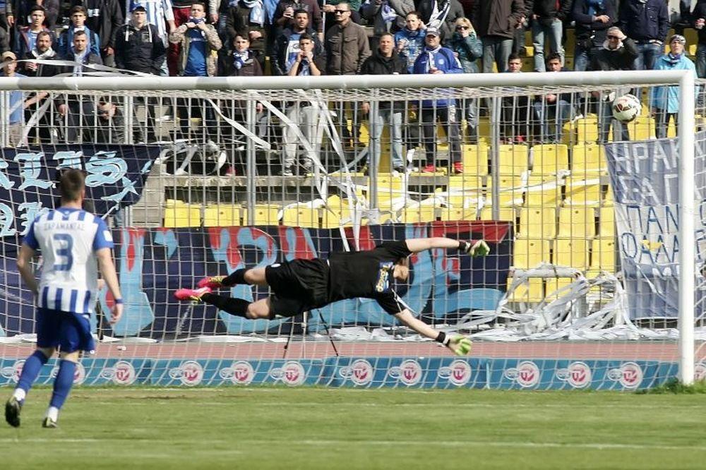 Ηρακλής – Skoda Ξάνθη 0-1: Το γκολ του αγώνα (video)