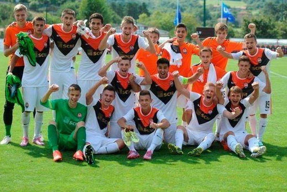 UEFA Youth League: Στον τελικό η Σαχτάρ