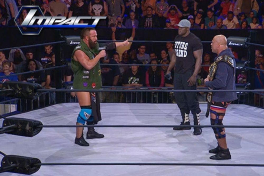 TNA Impact Wrestling: Ασταμάτητος ο Kurt Angle (videos)