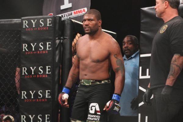 UFC: Τελικά… άκυρο για «Rampage» Jackson