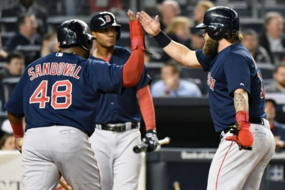 MLB: Στο… 19ο inning Ρεντ Σοξ και Γιάνκις (videos)