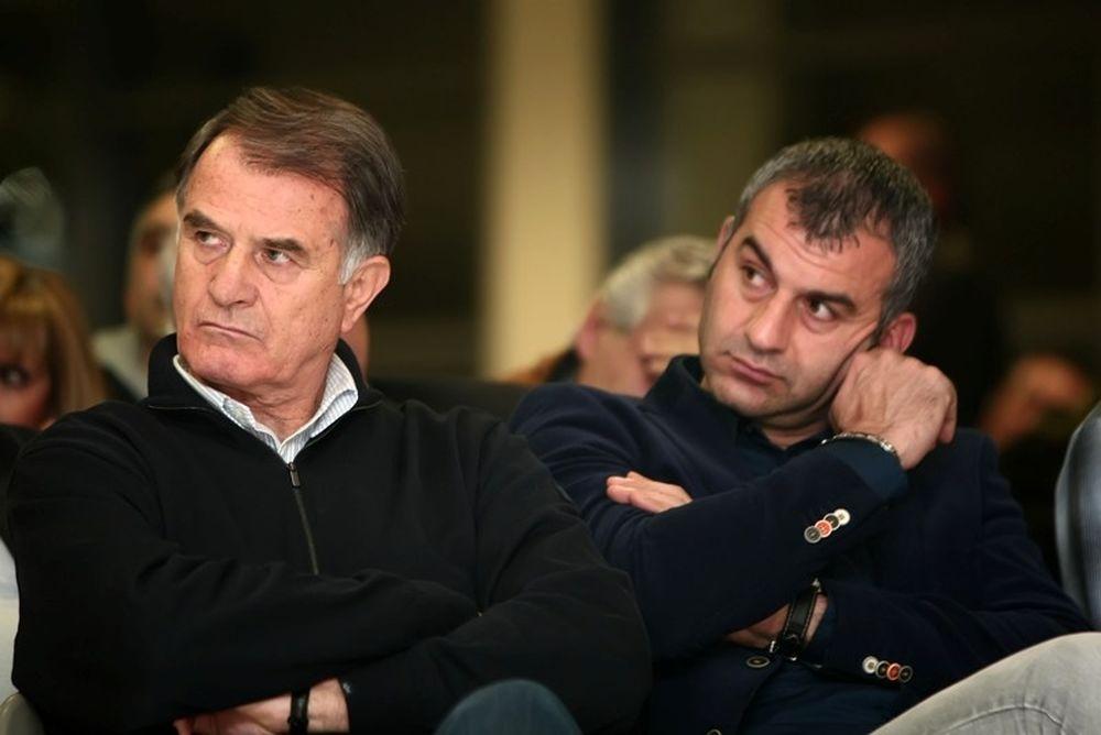 Μπάγεβιτς: «Έχει τη στήριξή μας ο Δέλλας»