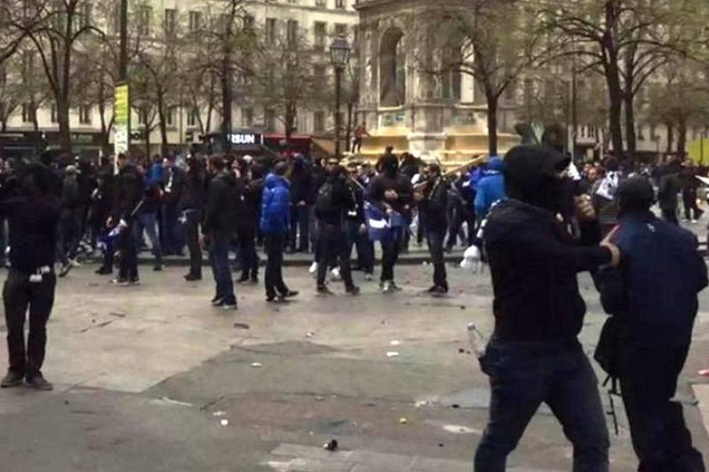 Παρί – Μπαστια: Σοβαρά επεισόδια στο Παρίσι (videos)