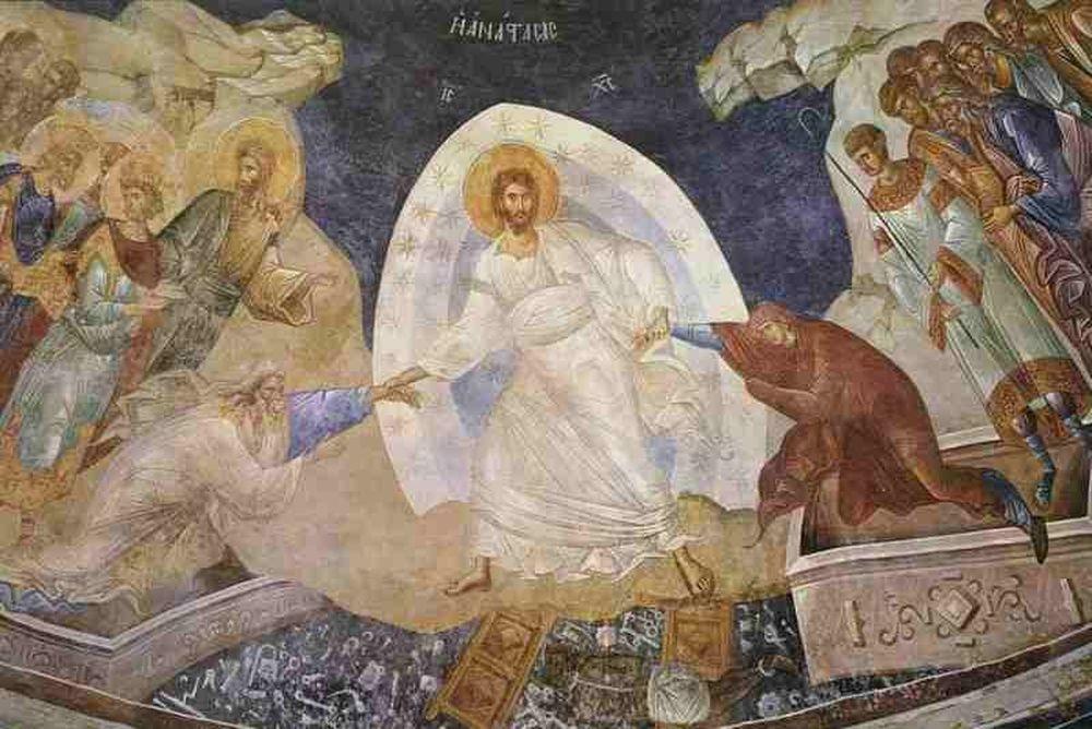 Ανάσταση Χριστού, Ανάσταση ψυχών