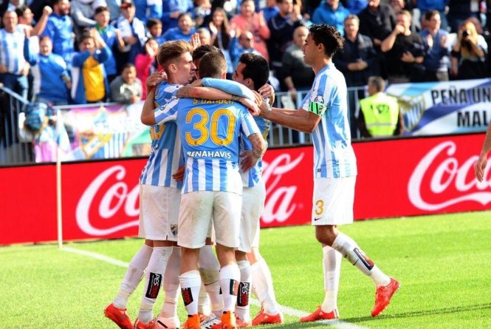 Μάλαγα – Ατλέτικο Μαδρίτης 2-2 (video)