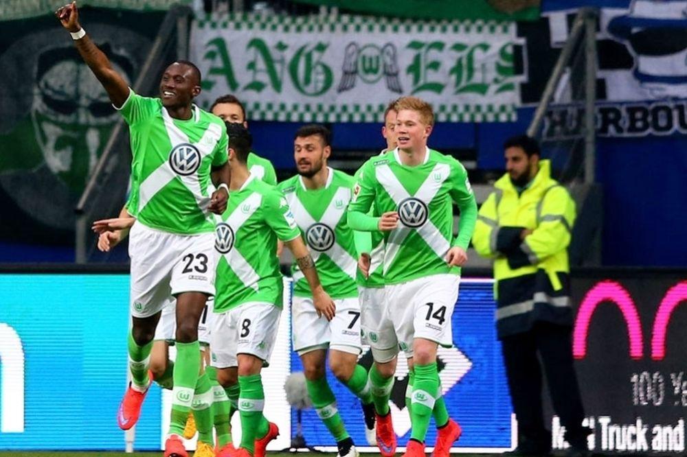 Αμβούργο – Βόλφσμπουργκ 0-2 (video)