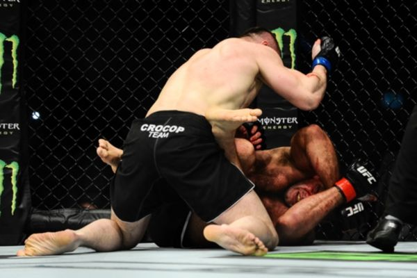 UFC Fight Night 69: Πολωνική εκδίκηση για «Cro Cop» (videos)