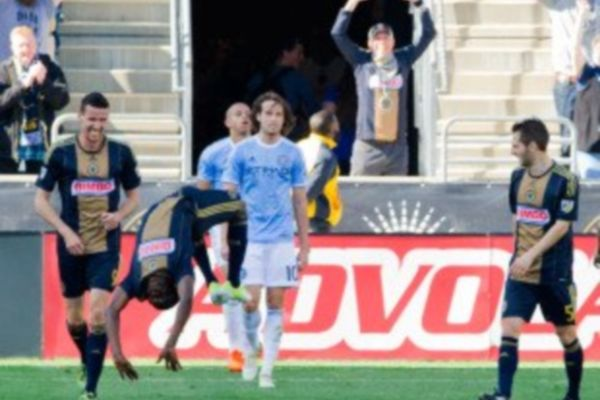 MLS: Δεν έφτασε ο Βίγια για τη Νιου Γιορκ Σίτι (videos)