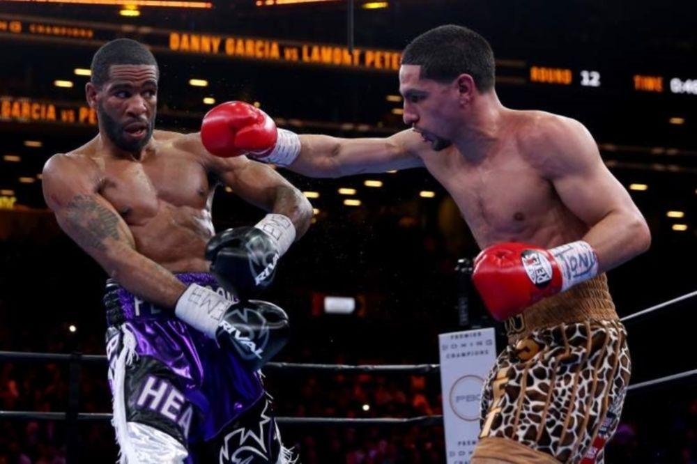 Μποξ: Απόφαση για Garcia, απώλεια για Peterson (videos)