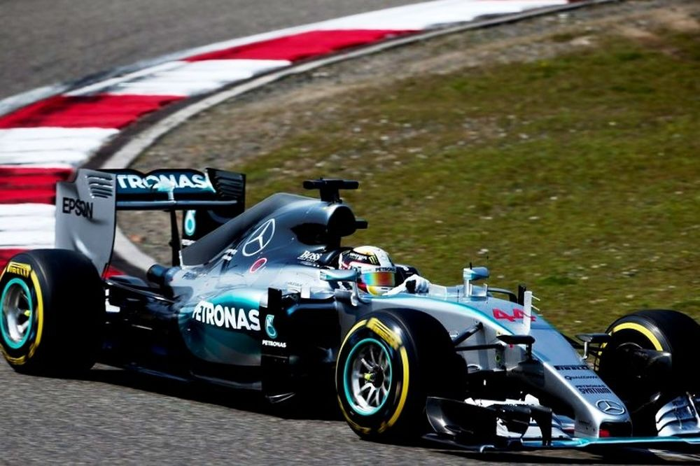 Formula 1: Νικητής στην Κίνα ο Χάμιλτον!