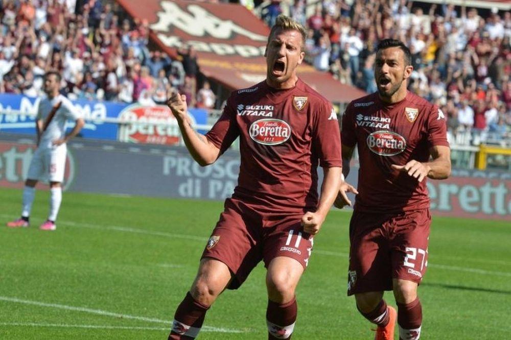 Τορίνο - Ρόμα 1-1