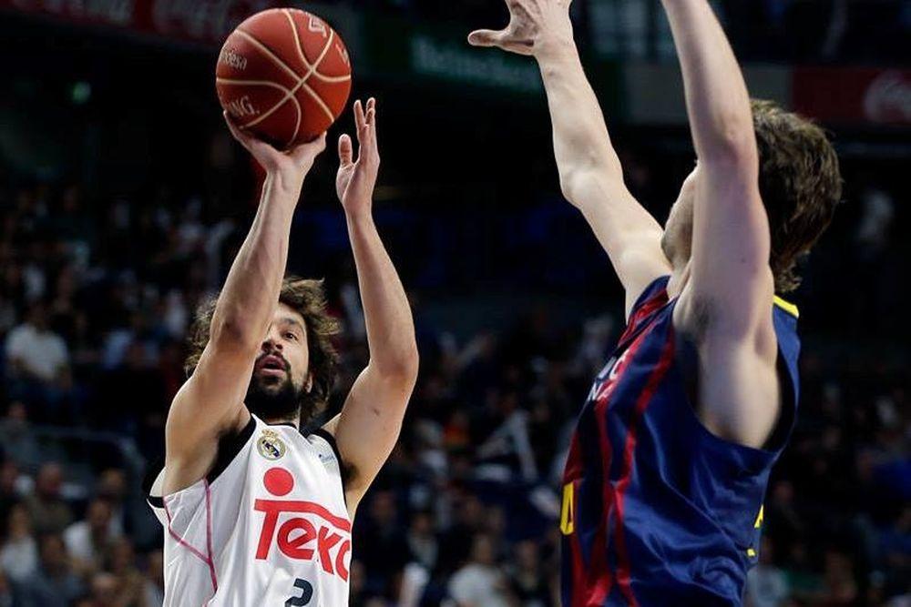 Ρεάλ Μαδρίτης: Μετά από αυτό το καλάθι... ο Γιουλ κάνει για το ΝΒΑ! (video)
