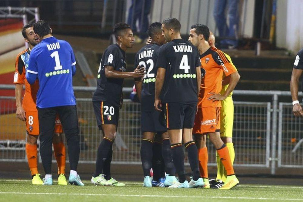 Λανς-Λοριάν 0-0