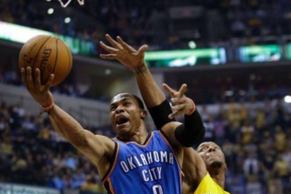 NBA: Ήττα… αποκλεισμός για Θάντερ (video)