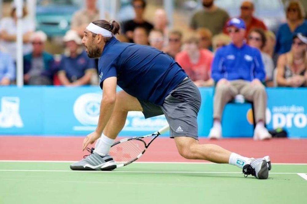 Τένις: Σταθεροί Παγδατής και Κύργιος