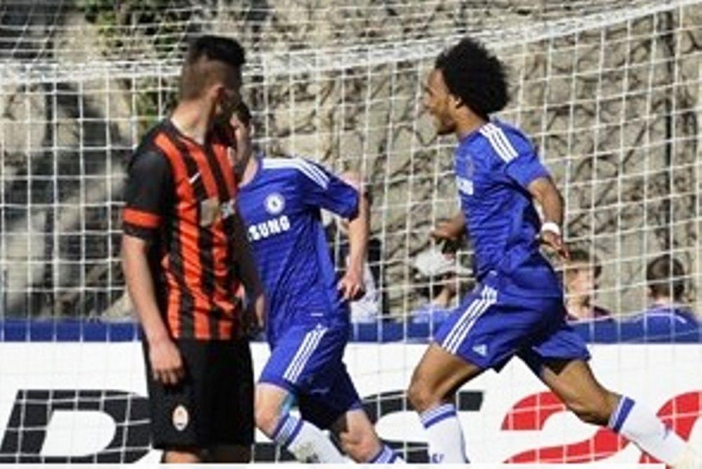 UEFA Youth League: Το σήκωσε η Τσέλσι! (videos)