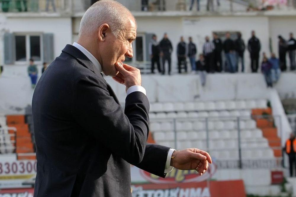 ΟΦΗ: Το σκέφτεται για Γ' ο Αναστόπουλος