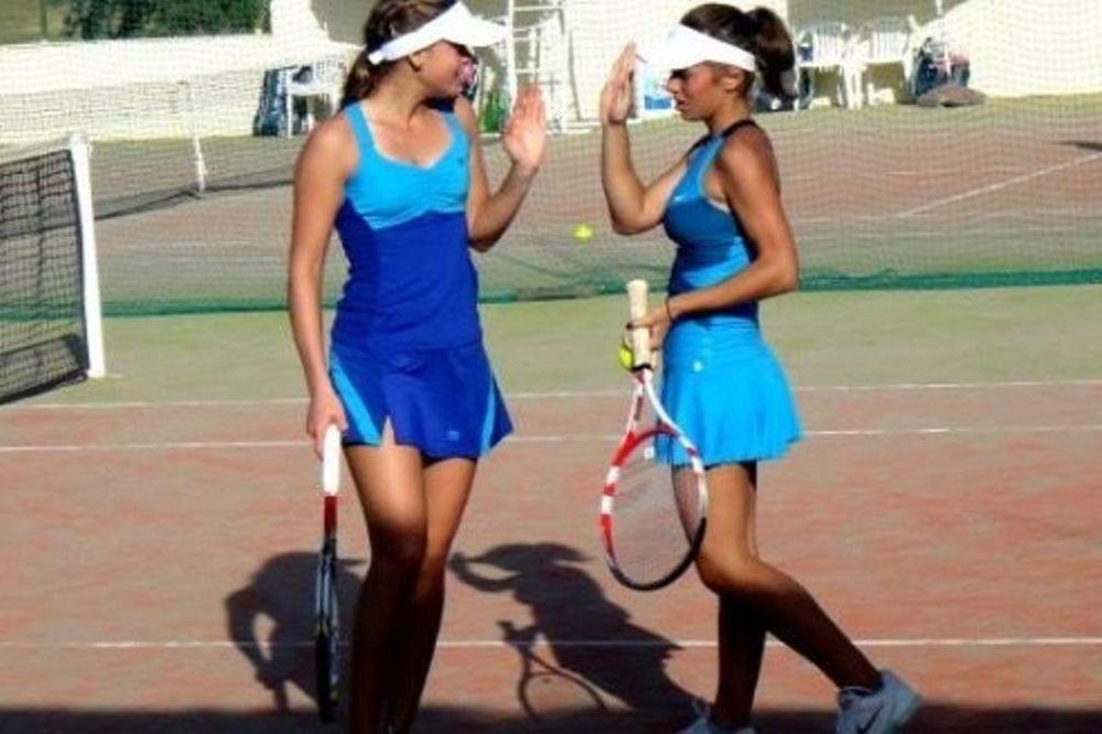 Τένις: Τρίτος σερί τίτλος για Βαλεντίνη στο Διπλό
