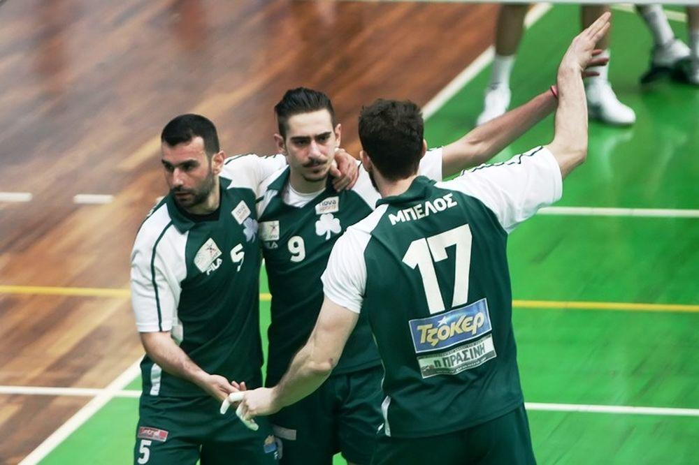 Παναθηναϊκός - ΠΑΟΚ 3-2 (photos)