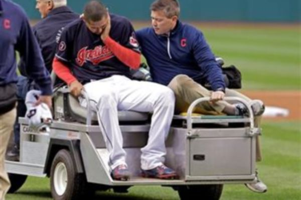 MLB: Τρομακτικός τραυματισμός του Carlos Carrasco (videos)