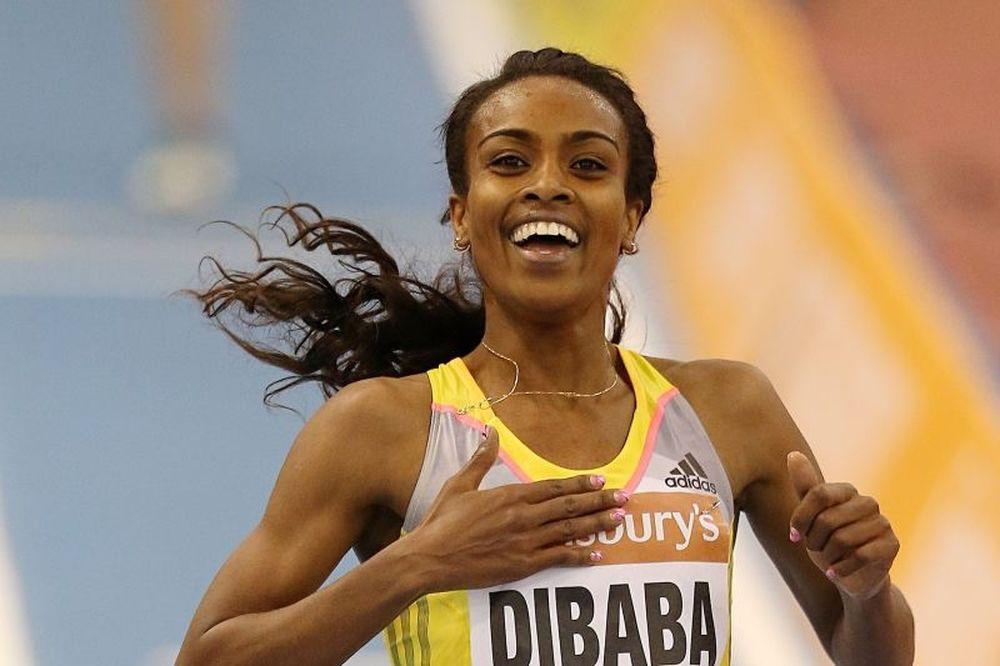 Η Ντιμπάμπα κορυφαία αθλήτρια του 2014