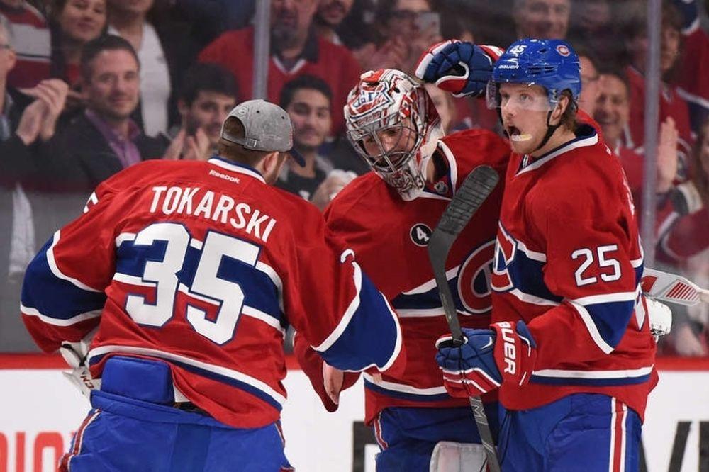 NHL: Με το… δεξί οι Κανάντιενς (videos)
