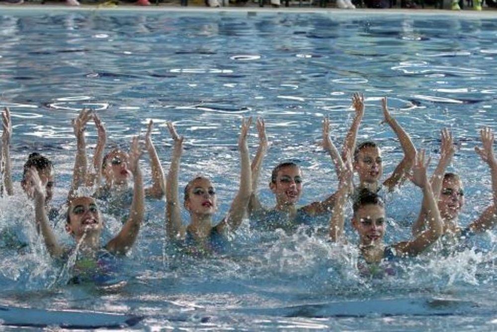 Συγχρονισμένη Κολύμβηση: Το Εθνικό πρωτάθλημα στο Χαϊδάρι