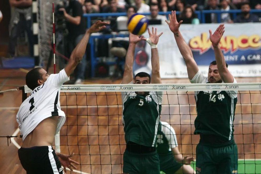 Volleyleague: Μια αγωνιστική στον Παναθηναϊκό, πρόστιμο στον ΠΑΟΚ