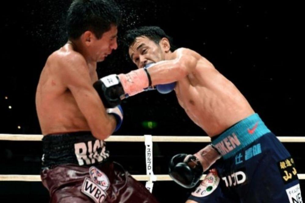 Μποξ: «Καθαρή» υπεράσπιση για Yamanaka (video)
