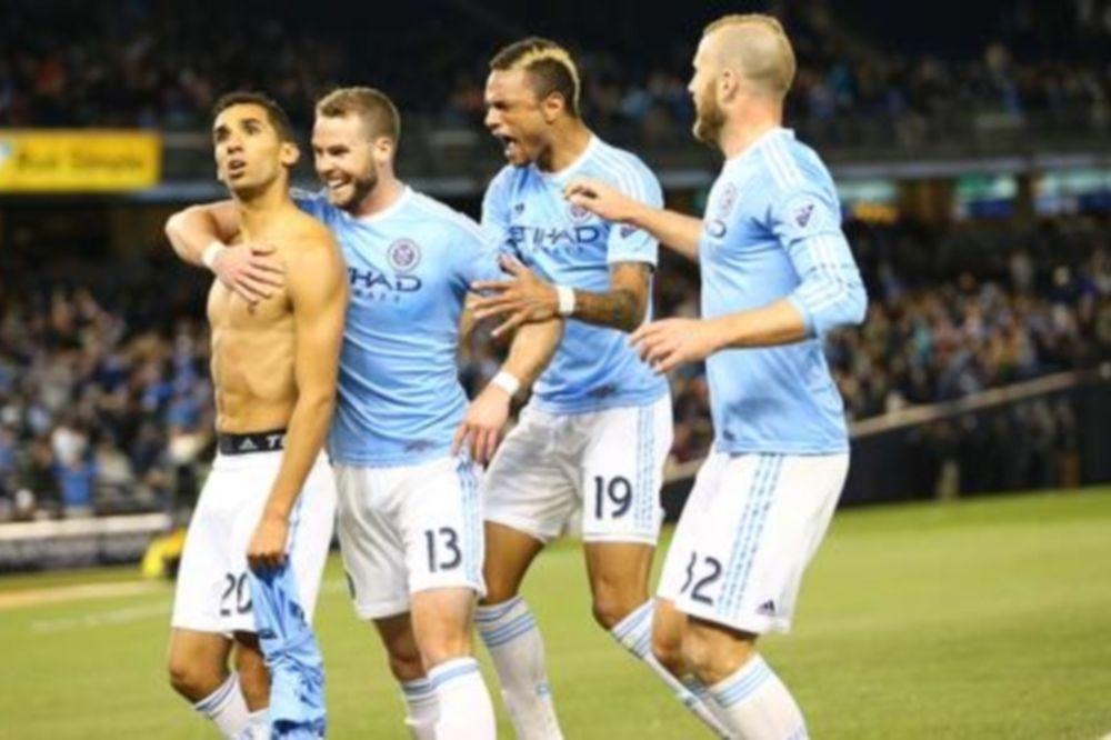 MLS: Έδρασε ο Σαπόνγκ στη Νέα Υόρκη (video)