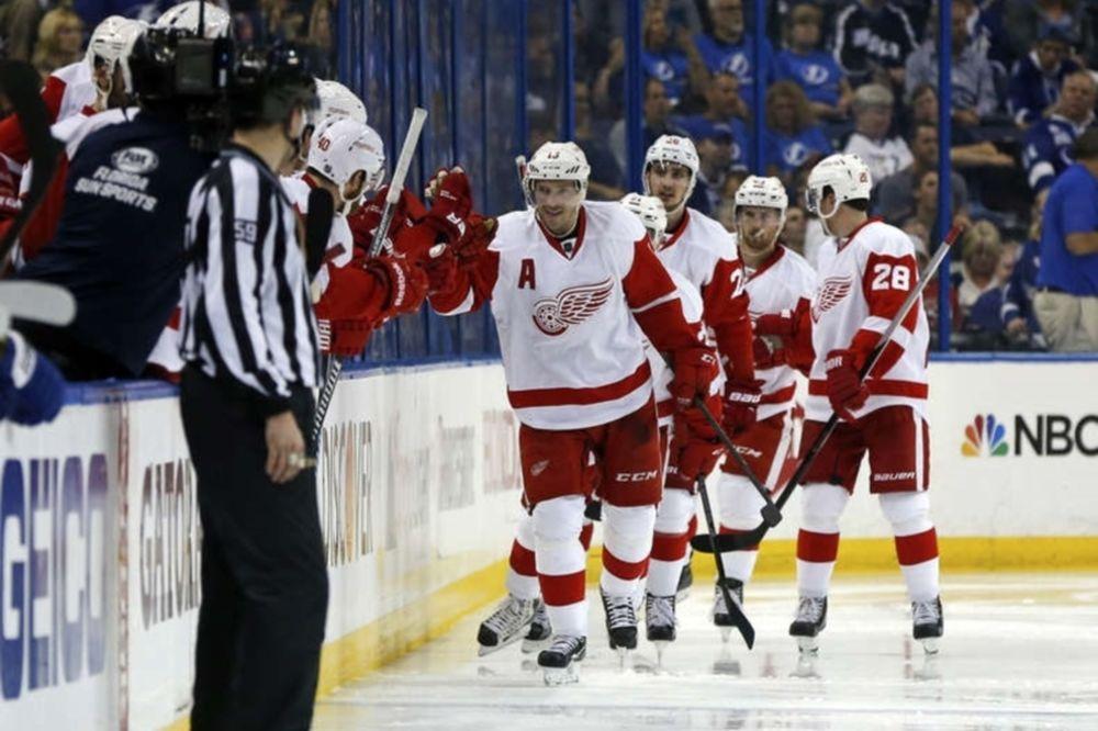 NHL: «Μαγικός» Datsyuk για Ρεντ Ουίνγκς (videos)