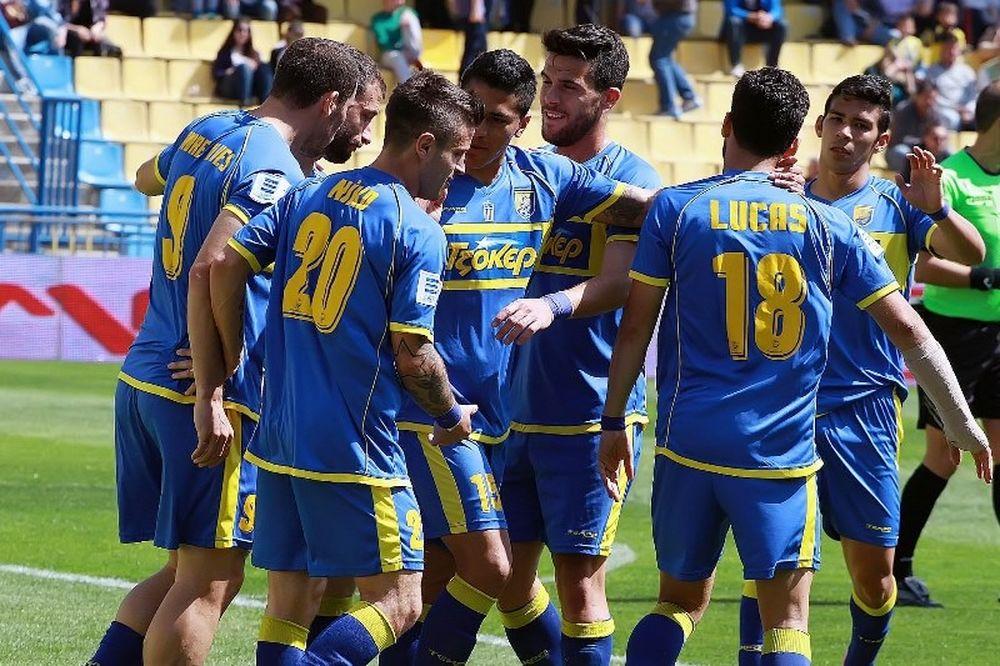 Παναιτωλικός-ΑΕΛ Καλλονής 2-0 (photos)