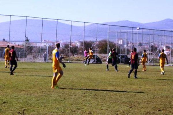 Βέροια-Αστέρας Τρίπολης 1-0 (Κ20)