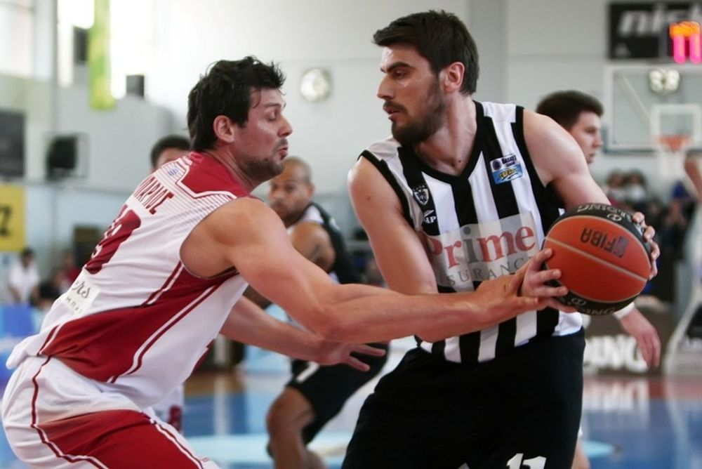 Basket League: Κηφισιά - ΠΑΟΚ 60-62 (photos)