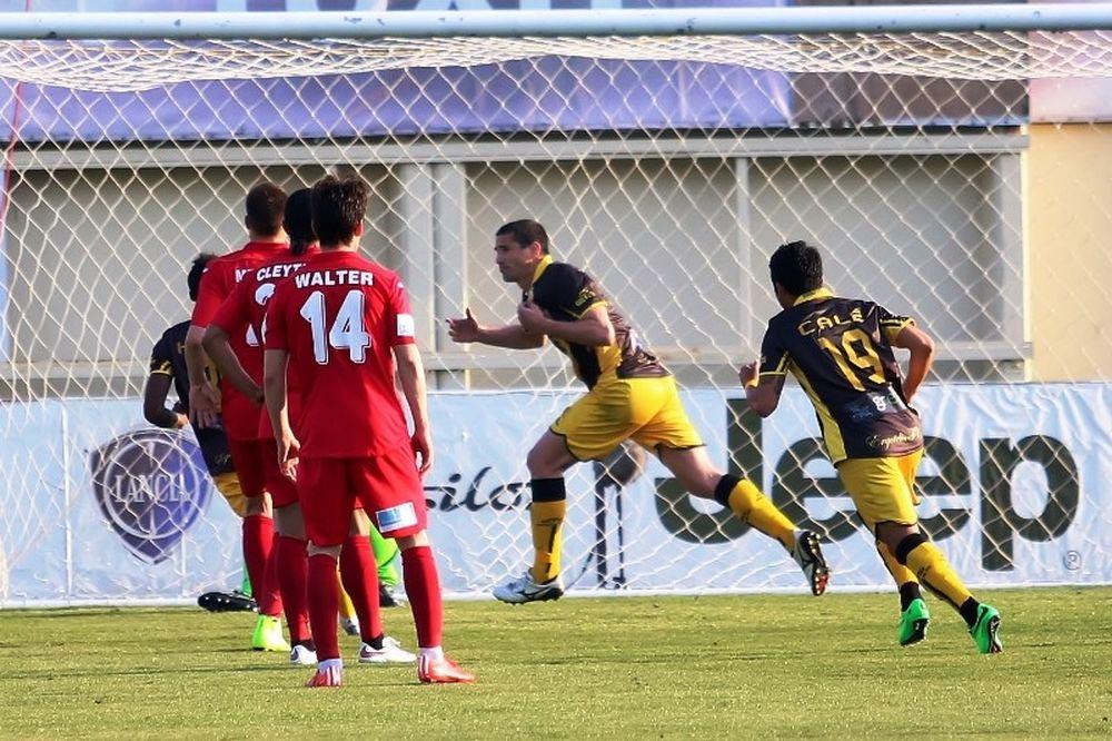 Skoda Ξάνθη - Εργοτέλης 0-1: Το γκολ του αγώνα (video)
